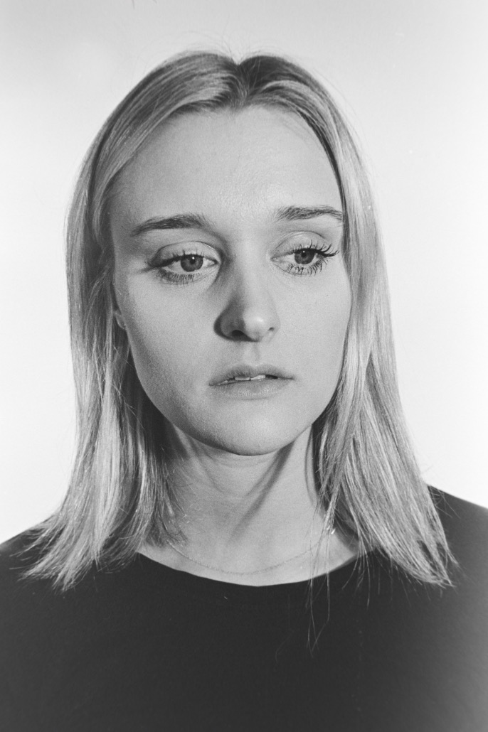 Mackenzie Brown, of Bottled Blonde, photographed by Anthony Yebra