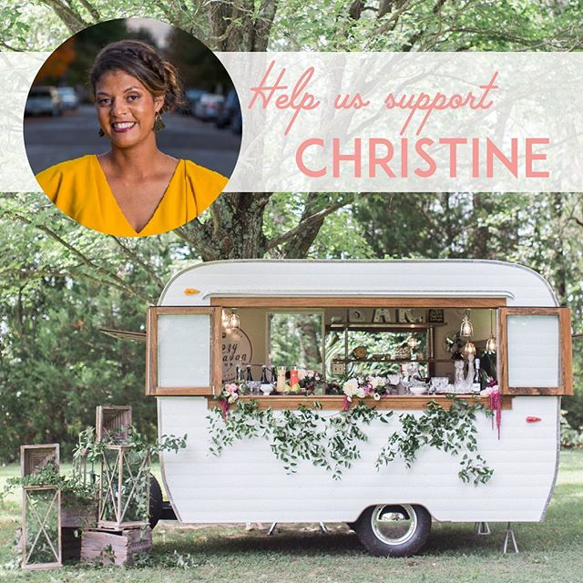 The Richmond wedding scene is more than just a collection of businesses and services...it is a close-knit group of folks who help each other out, connect one another, and push each other to provide the best wedding services in the area. That's how we got to know Christine Greenberg of @urbansetbride and @thehiveweddingco.  This remarkable entrepreneur, talented wedding expert, and all-around good person has just been diagnosed with a disease that will cost her thousands every year, covering things like CT scans, medications, regular appointments, and more. While the disease has no cure, she must work to stay as healthy as possible, active, and hopeful.  Christine is one of our favorite people in the business and we want to help. We will be donating 100% of the proceeds from the next Richmond Get Cozy reservation to Christine's GoFundMe page.  Reach us via the link in our bio or https://getcozybars.com/contact to learn more about reserving one of our bars for your next event.