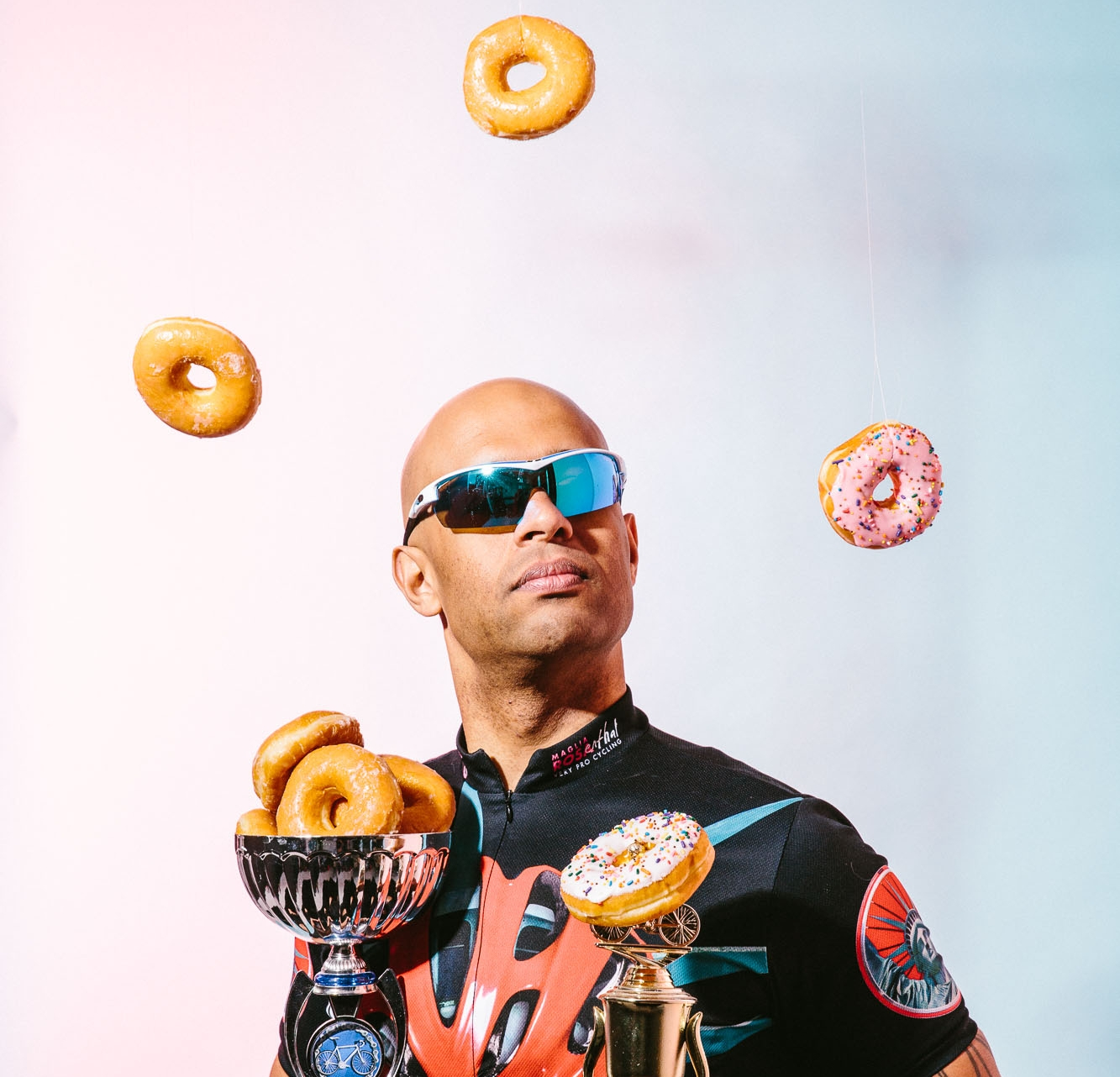 10-time Tour De Donut Champion    Wait, what?