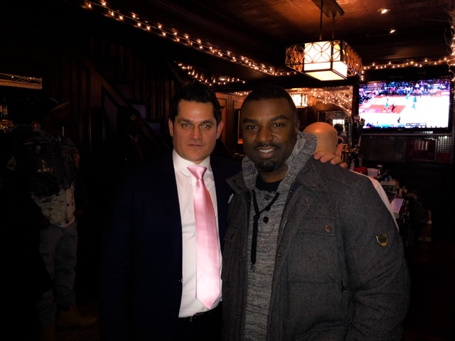 NFL Legend Brian Westbrook