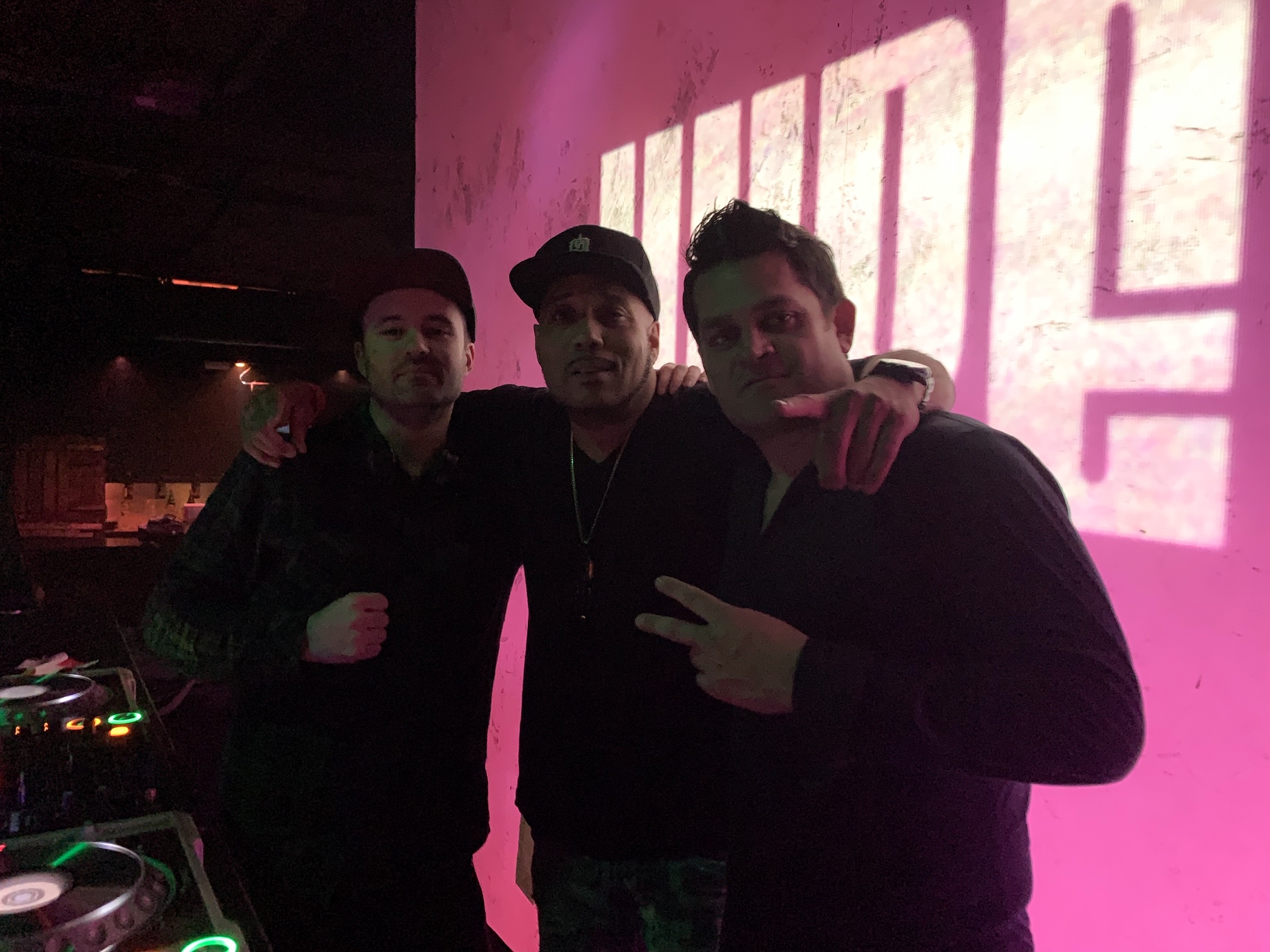 Argentina with DJ L.E.S.