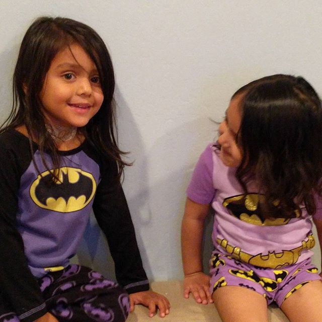 Batgirlz babygirlband