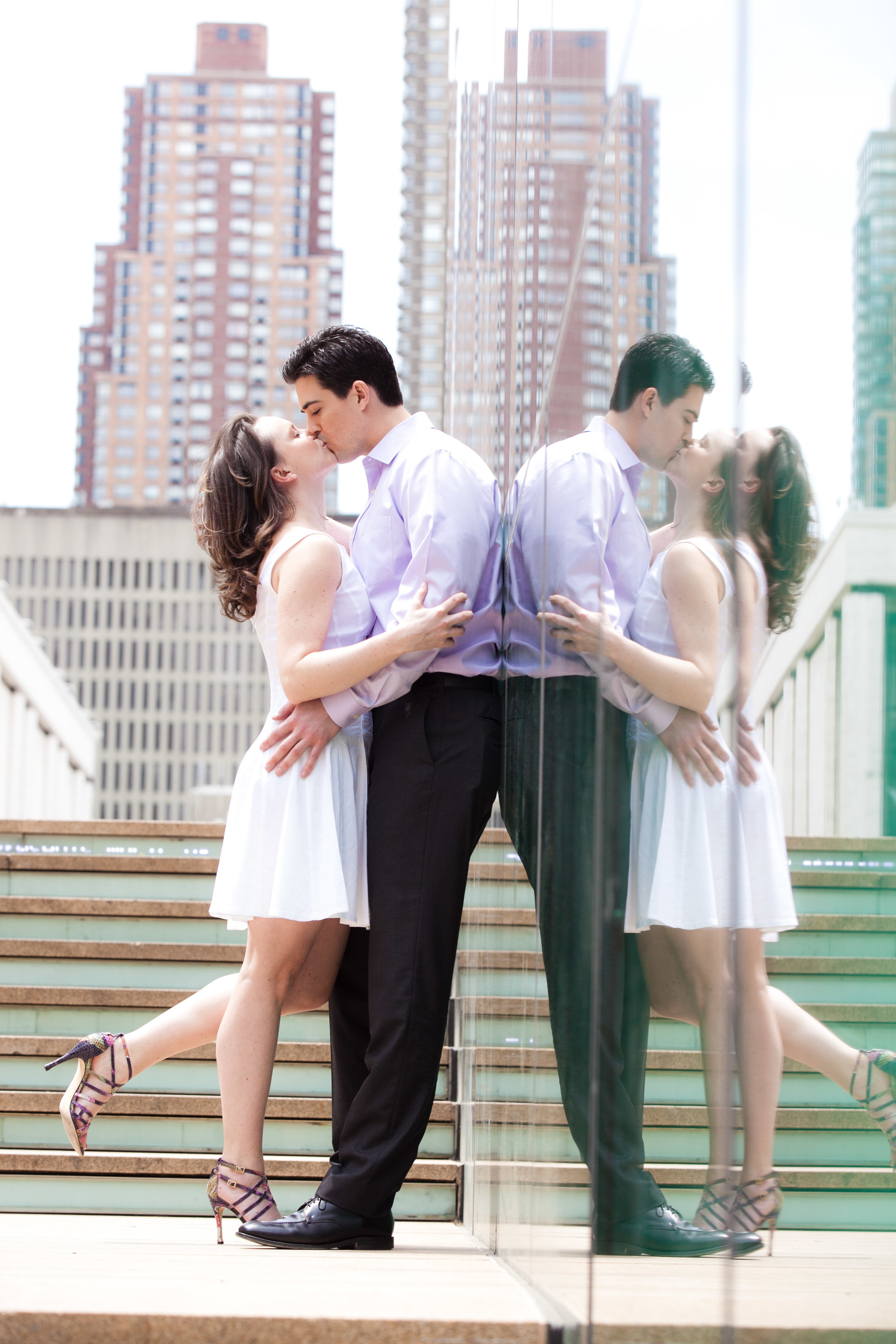 Jillian and Nick | Upper West Side, NY