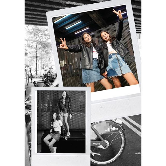 I'm so excited to celebrate with these awesome young ladies⚡️⚡️ Saturday is going to be off the hook @sami_smile7 and @gaby._xo 💕 let's take a look back at their casual session 📸 🚕 let's do this @floriehuppertdesign ❤️ CW! #fhdrules