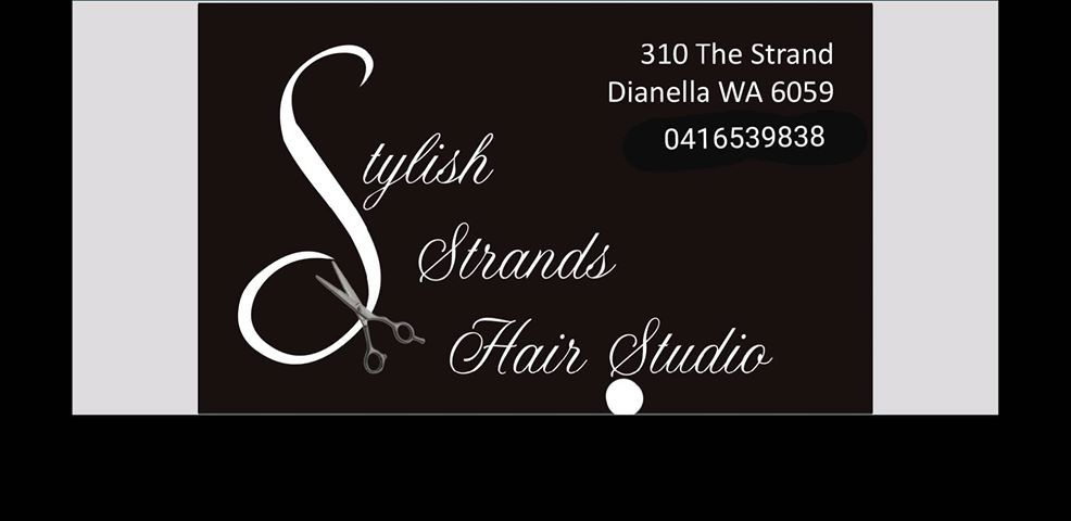 """Heidi runs Stylish Strands Hair Studio and has always been passionate about working with people; making them feel confident and proud to stand tall! """"Wedding hair is even more fun because you share a special day with people that are excited and happy."""""""