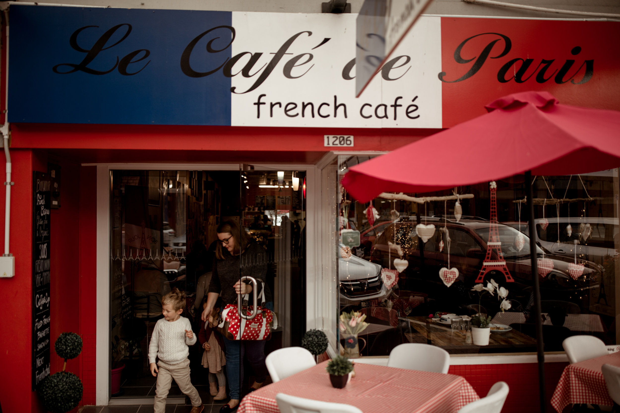If you like coffee, lets 100% meet at my favourite spot, I can impress you with my terrible accent and you can listen as Valerie corrects me.  This spot's organic, It's yummy. It's crepes. Need I say more?  If you like French cuisine, or just food in general, we already have alot in common.