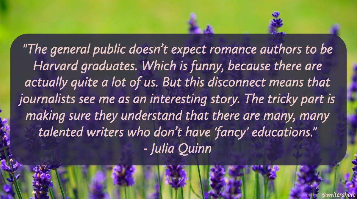 Julia Quinn Quote