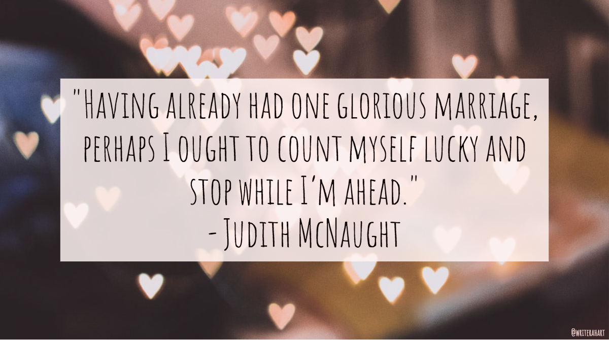 Judith McNaught Quote