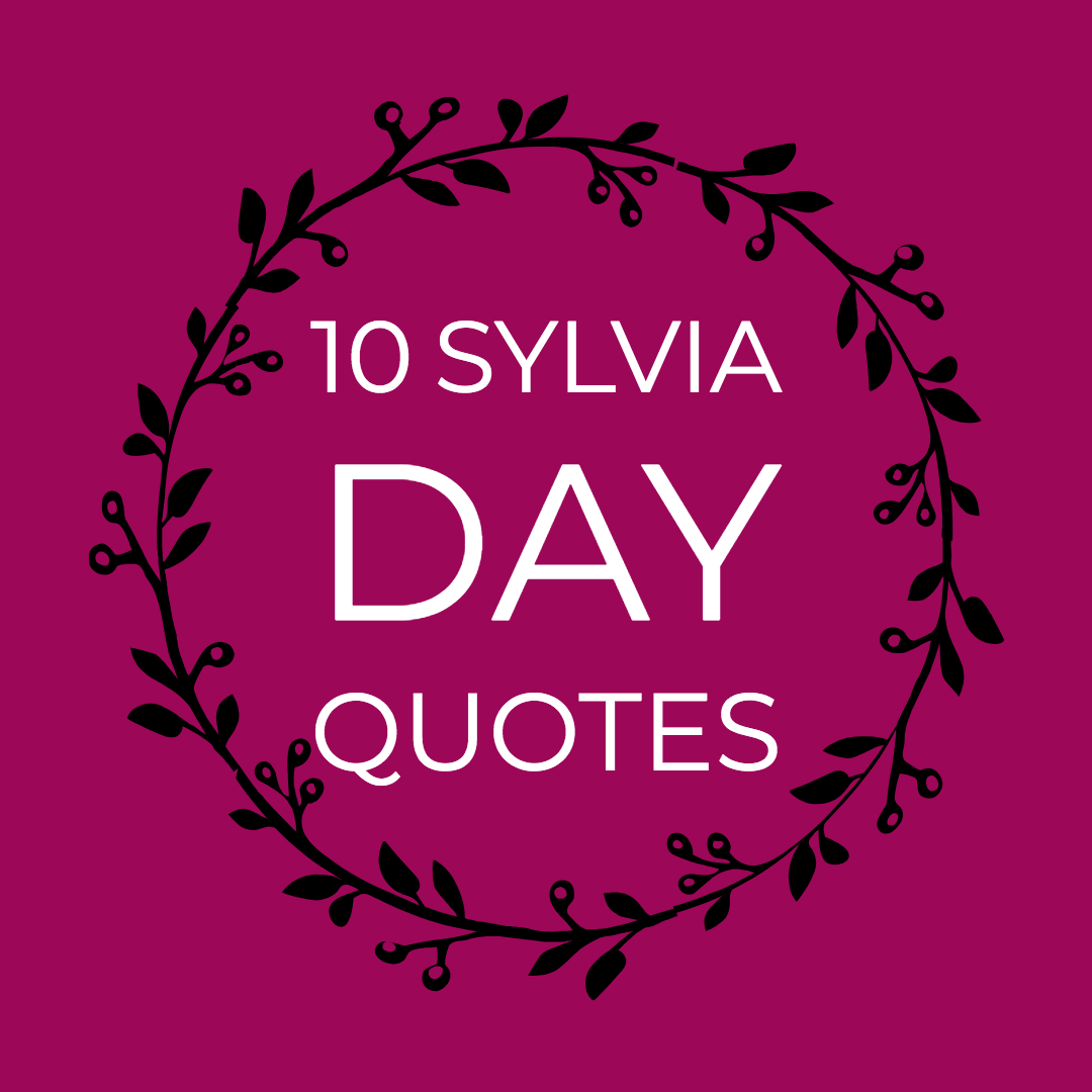 sylvia day quotes