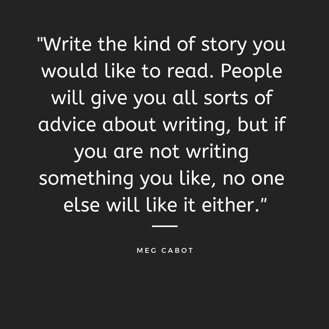 meg cabot quote