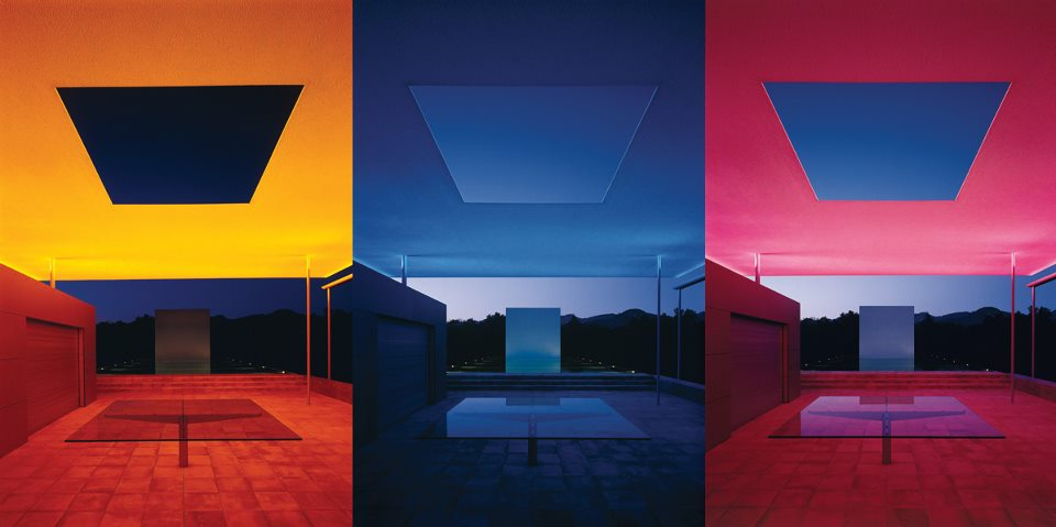 ENLIGHTENED SPACES: JAMES TURRELL, ART & WINE EXCURSION