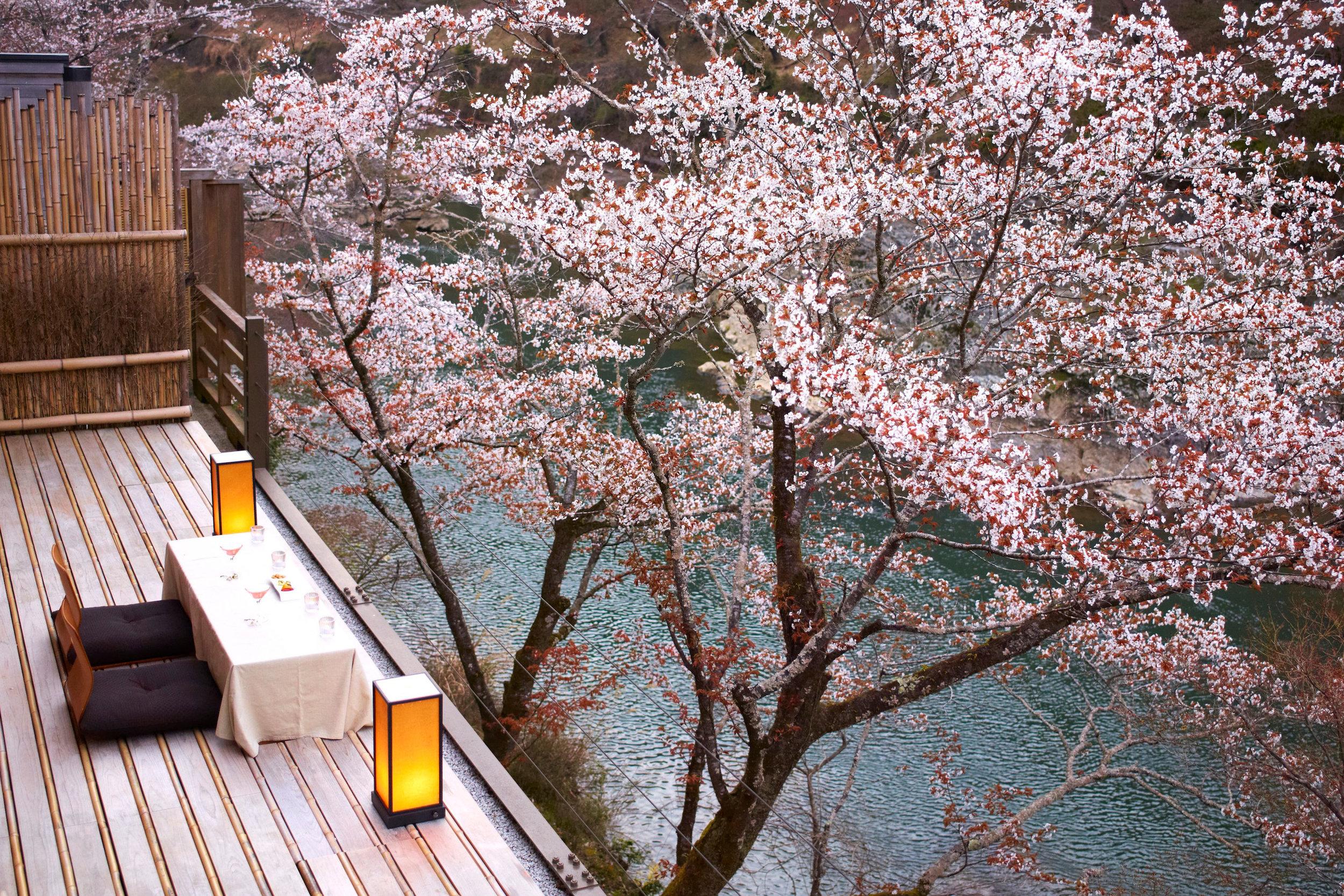 HOSHINOYA, KYOTO
