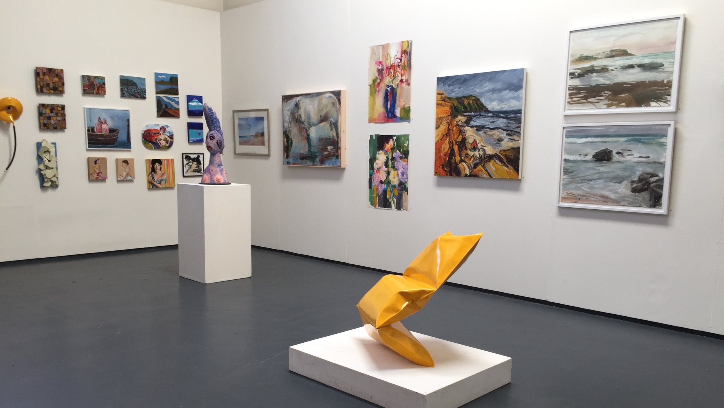 installation view   You'll Fest 2016