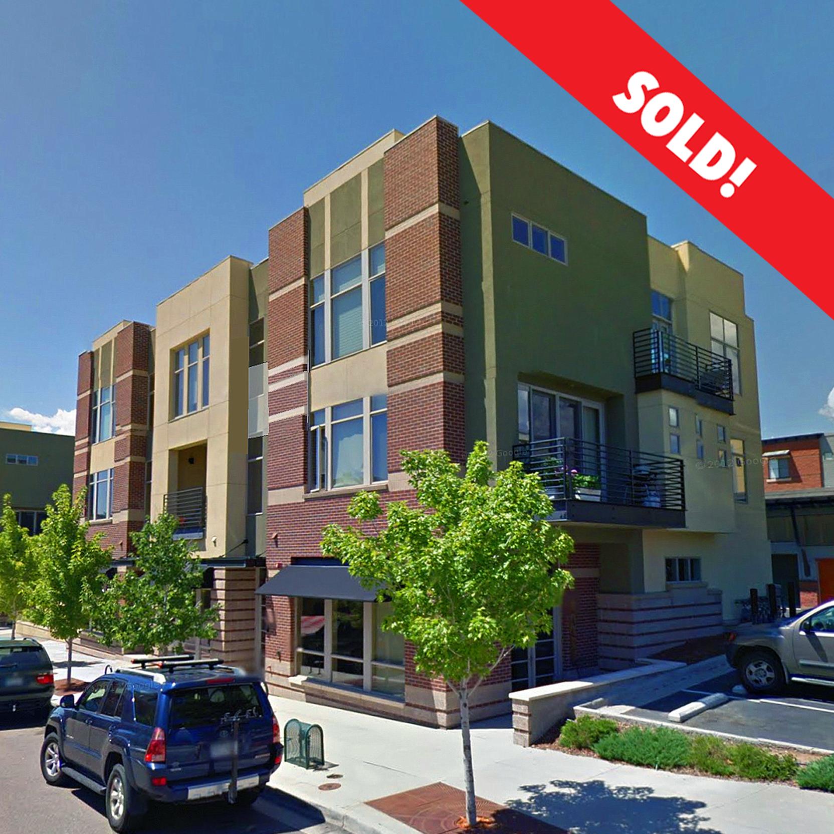 Village at Uptown 4585 13th St. Unit E, Boulder, CO 80304