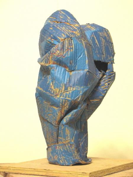 blue clove head