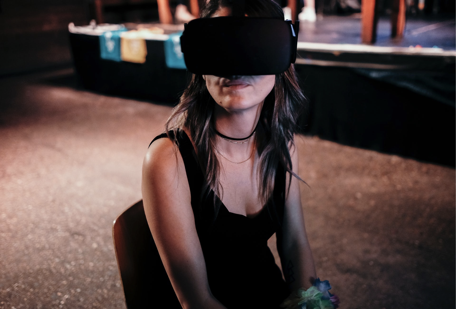 A World of Virtual Reality Content. Controlled by Voice. - Client Project