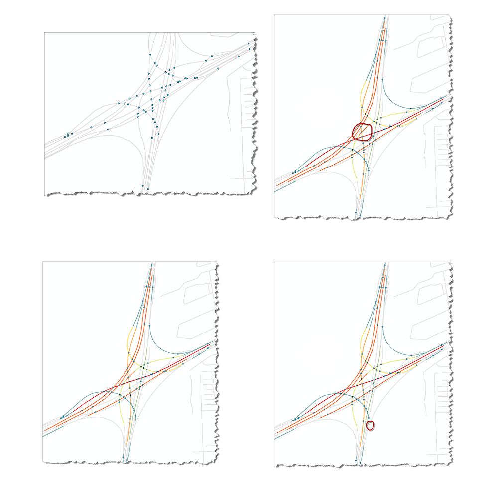 立交桥数据