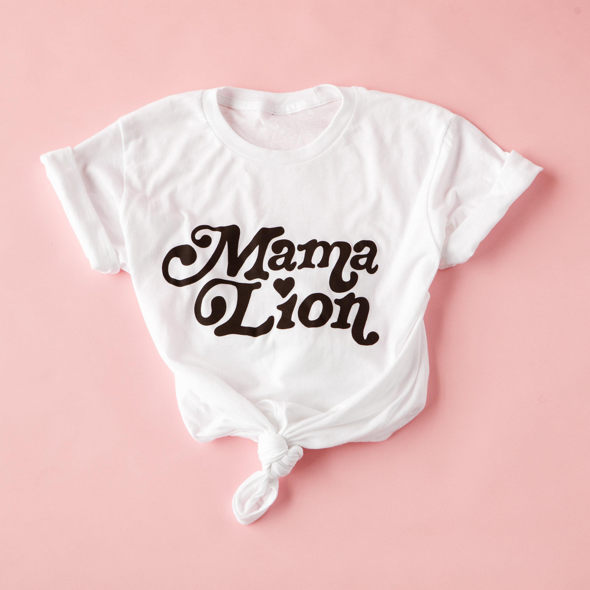 Psst! - Every Lion Cub has a proud Mama Lion!