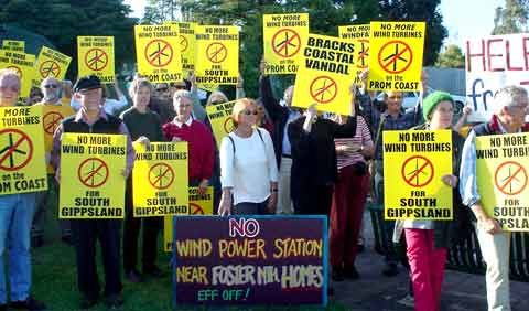 Nuclear is unpopular but so are wind and solar farms