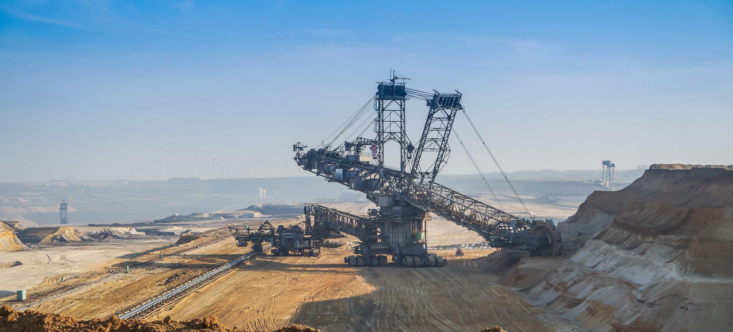 Kohle — die Unterseite der Energiewende