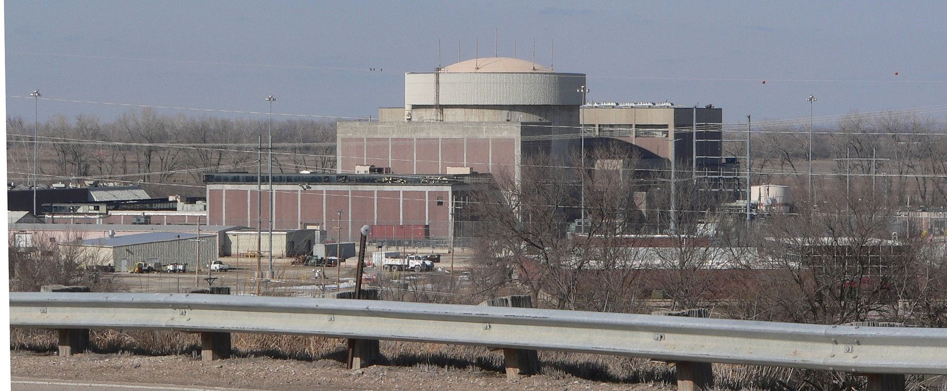 Fort Calhoun power plant