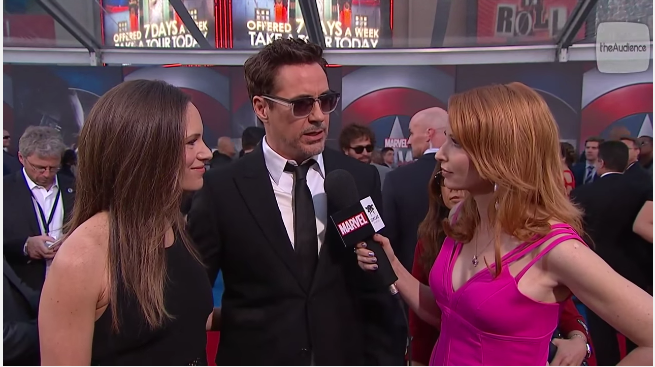 Watch Iron Man actor Robert Downey, Jr make the case for nuclear