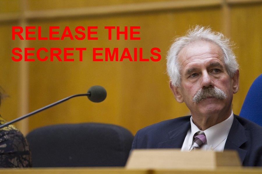 CPUC Michael Picker Secret Emails