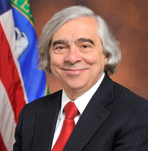 A Task Force on Nuclear created by Secretary of Energy, Ernie Moniz (above), has called for temporary support for nuclear power.