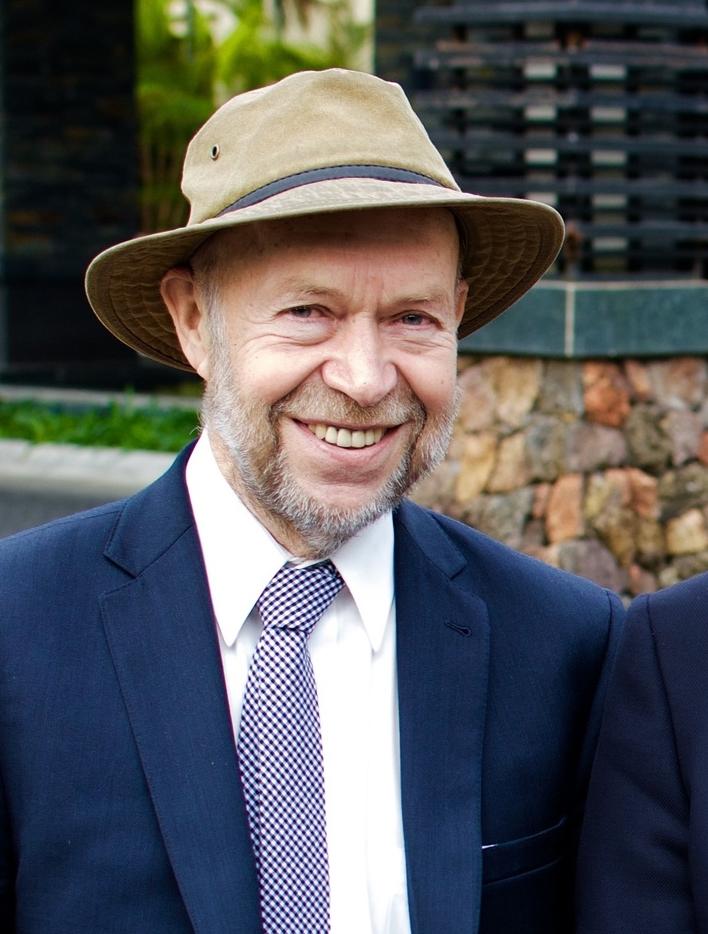 James Hansen, Climate Scientist