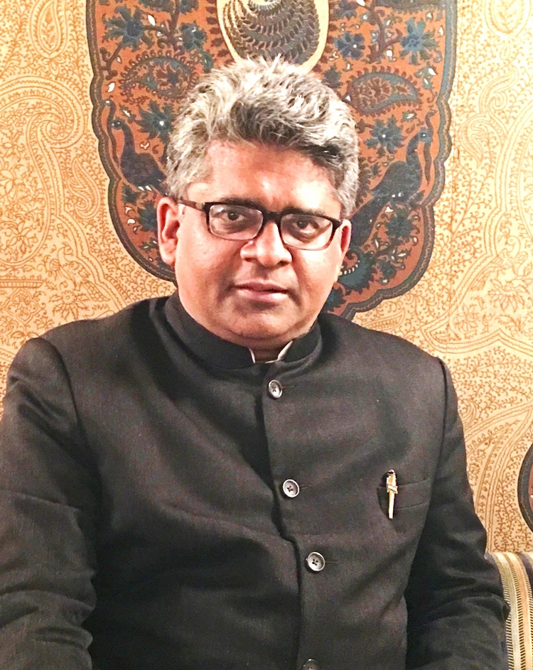 Rathin Roy, National Institute of Public Finance and Policy