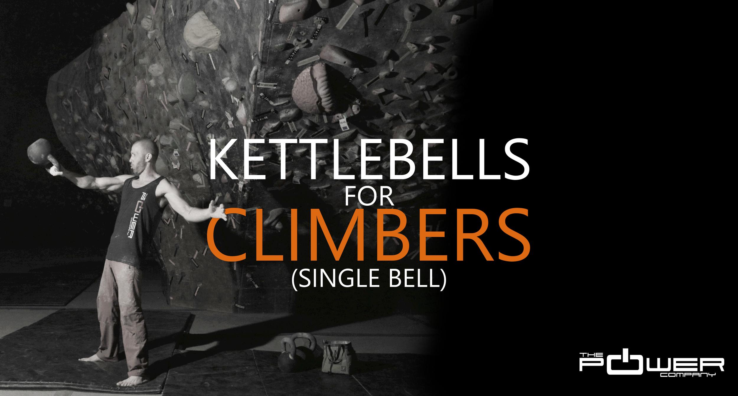 kettlebells for climbers ebook