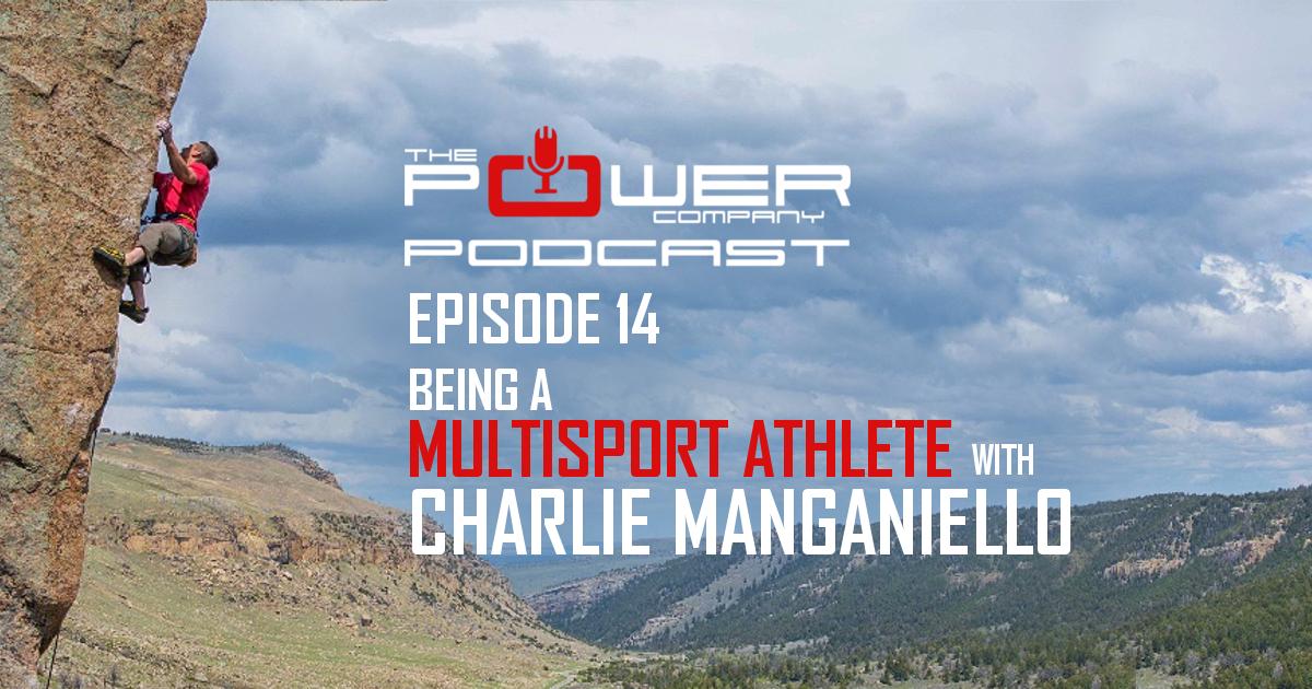 Episode 14: Charlie Manganiello