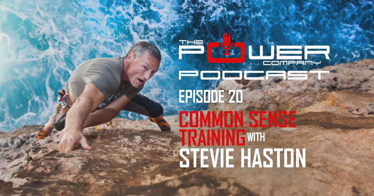 Stevie Haston on The Power Company Podcast