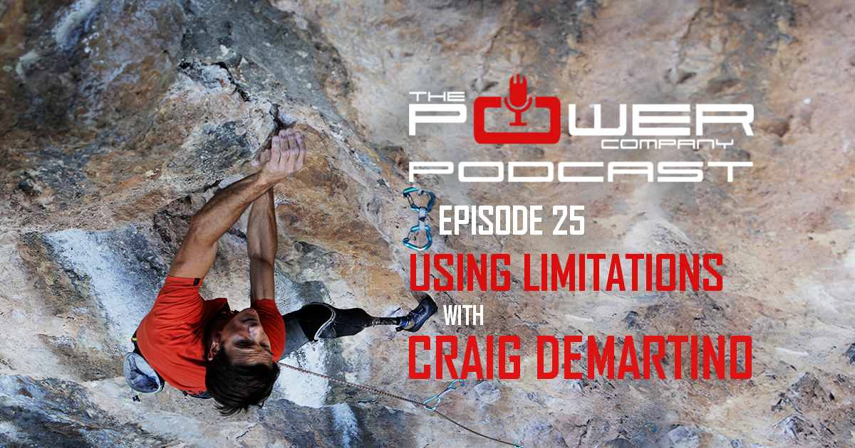 craig demartino on the power company podcast