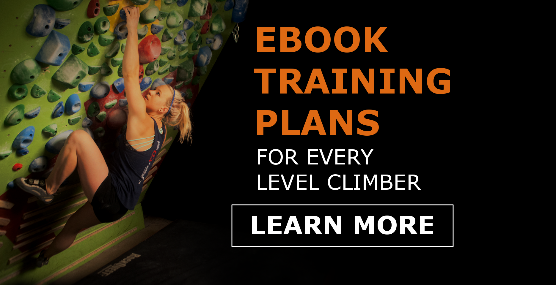 Power Company Climbing Ebook Training Plans