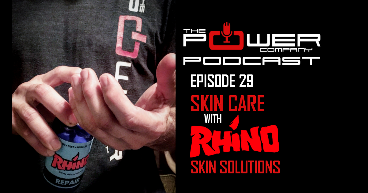 Rhino Skin Solutions on the Power Company Podcast