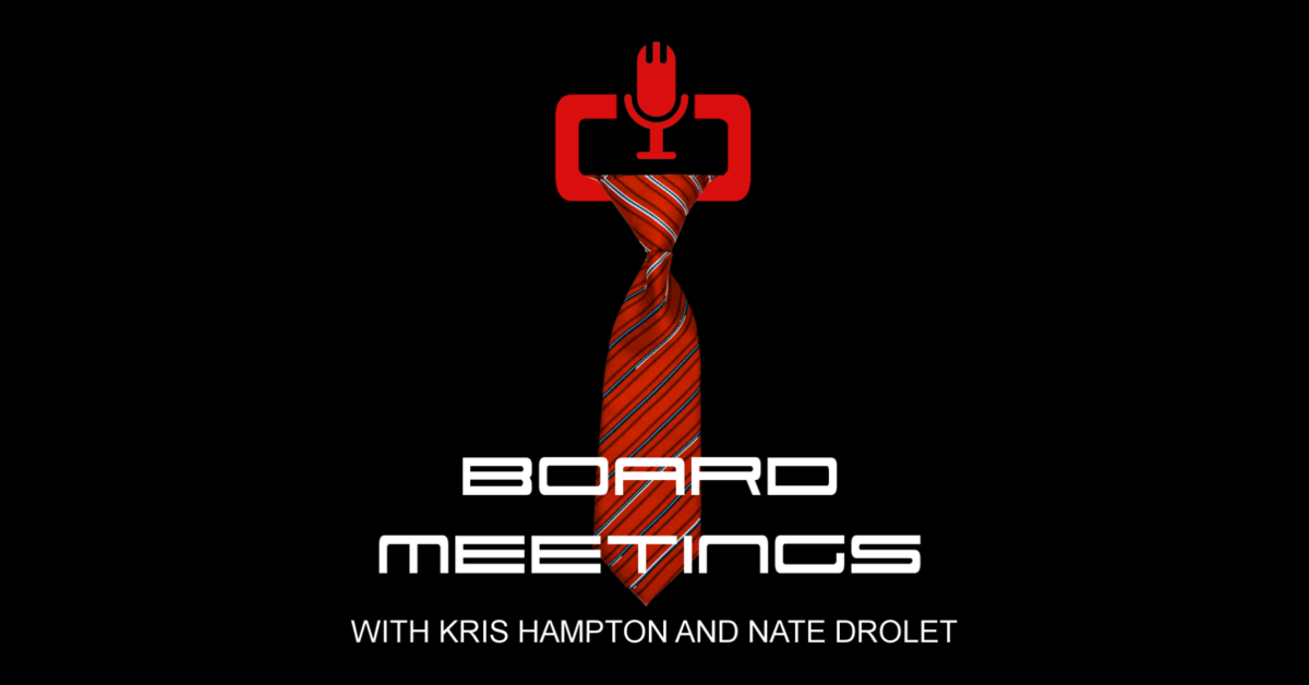 Power Company Podcast Board Meeting