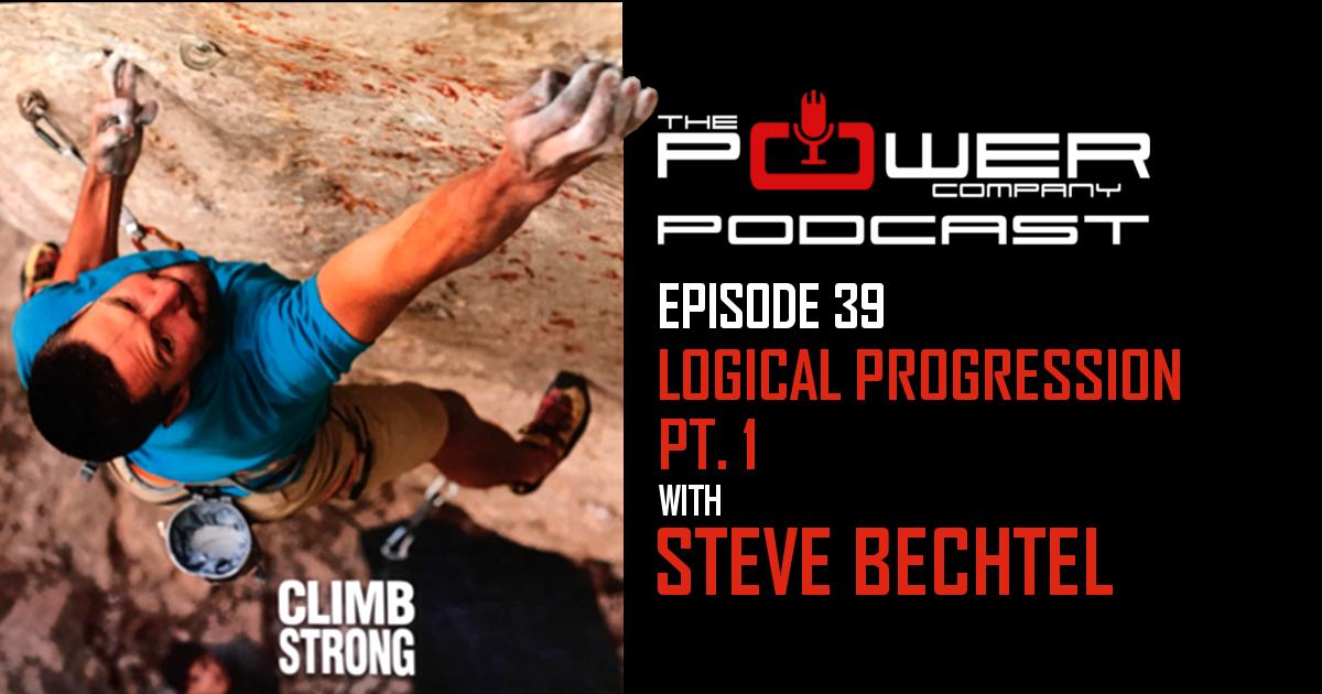 Steve Bechtel Logical Progression