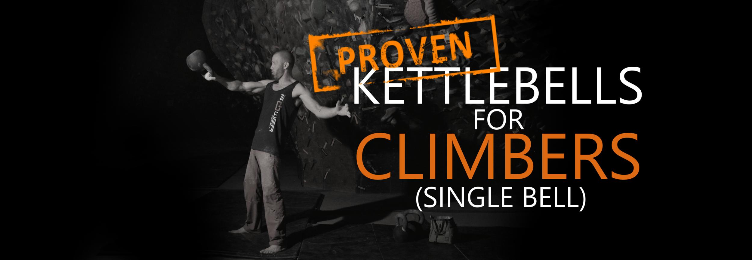 kettlebells for climbers