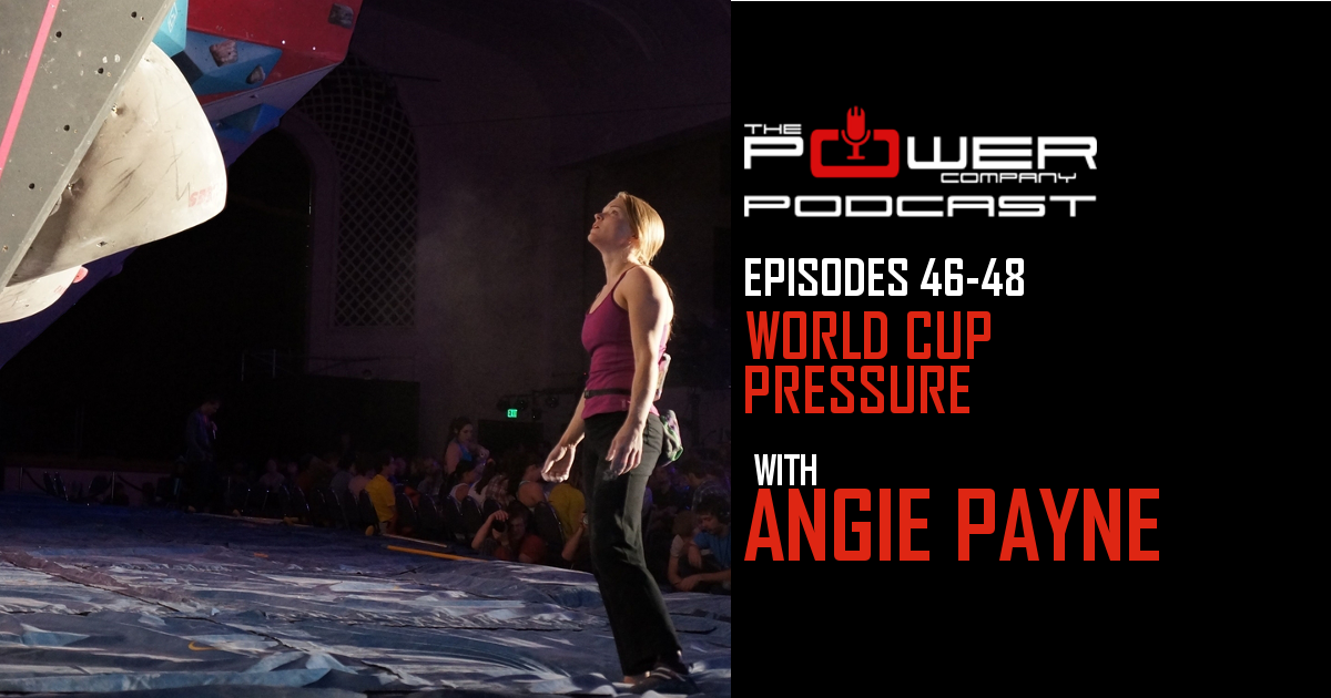Angie Payne Power Company Podcast