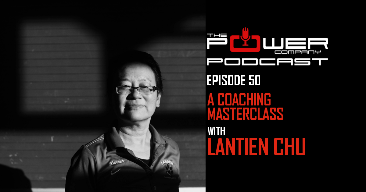 Lantien Chu Power Company Podcast