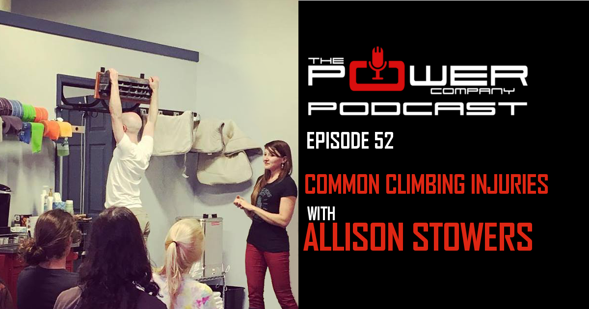 Power Company Podcast Allison Stowers