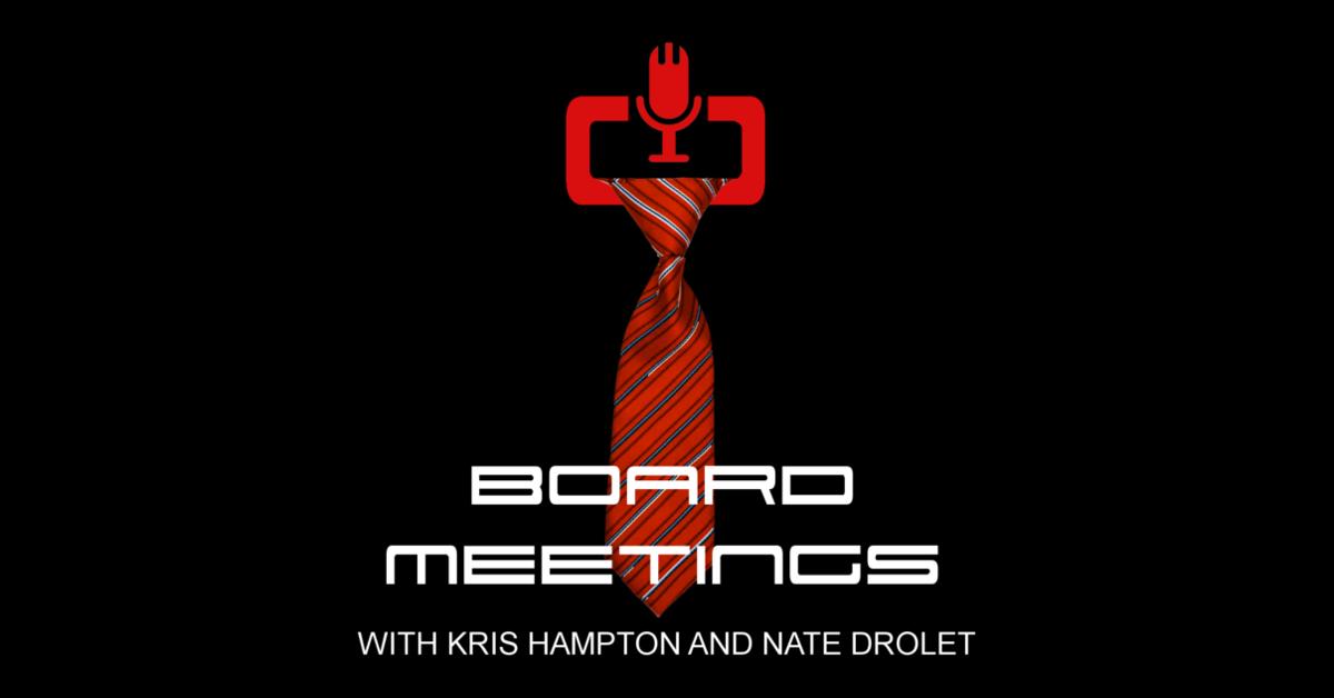 Power Company Board Meeting