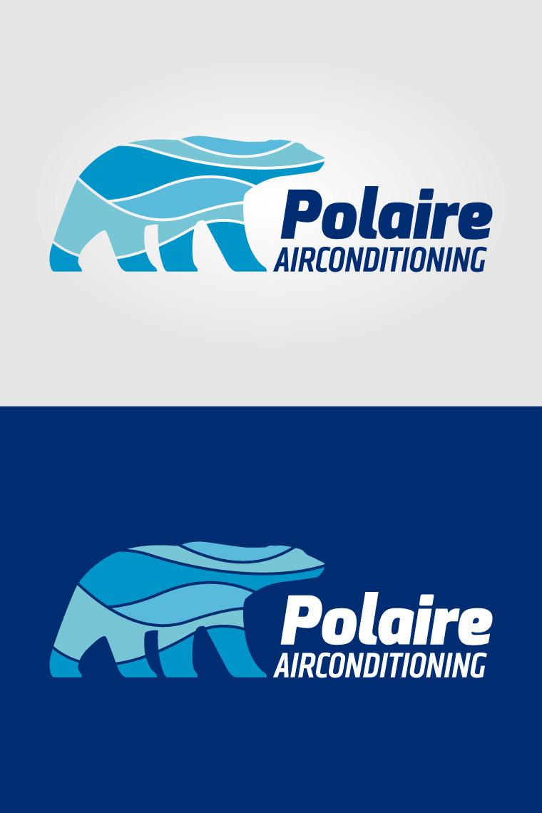 airconditioning-logo-polar-bear-wind-cold-polaire