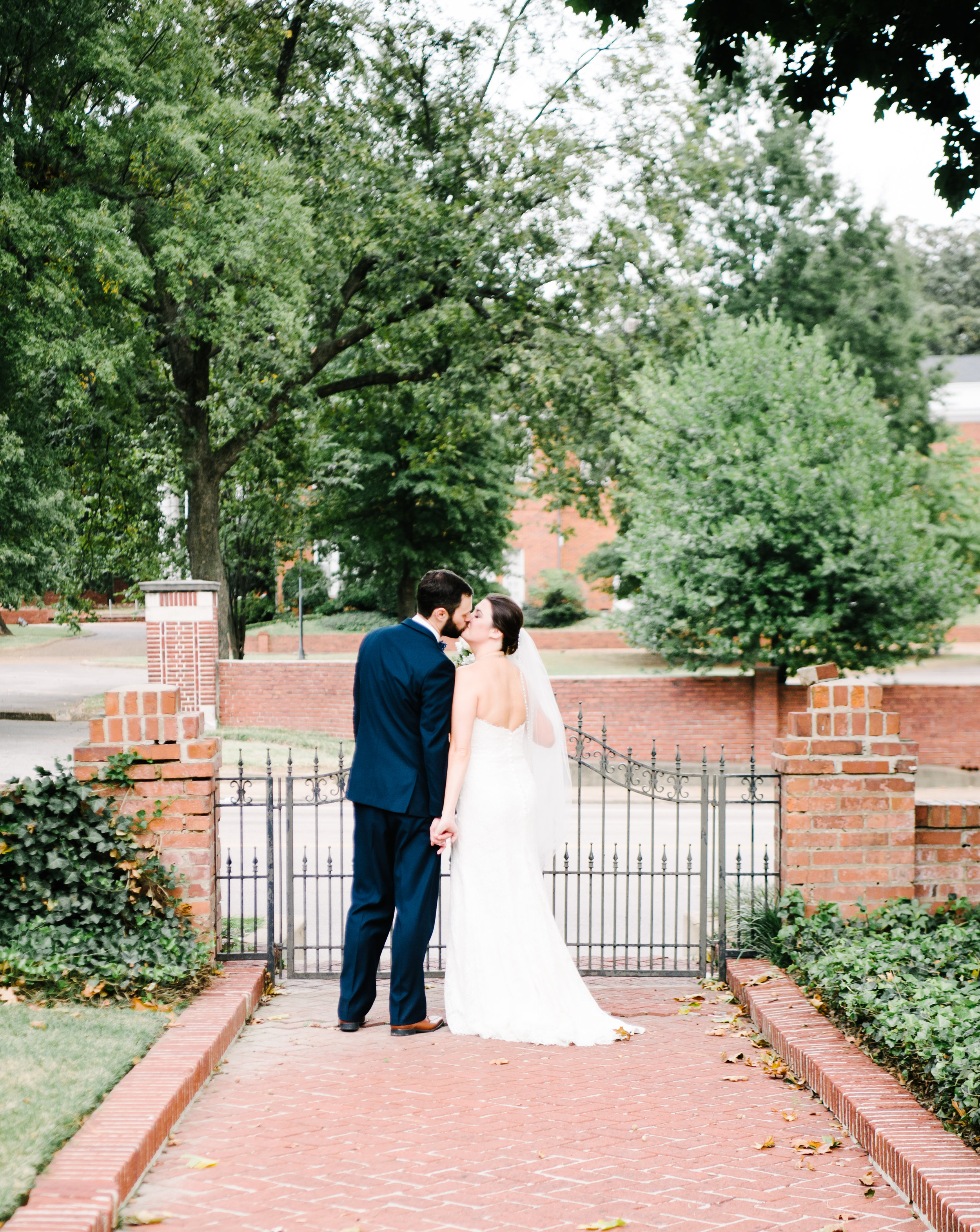 """""""As our wedding day nears, I'm reminded how God has blessed me so with you in my life. You are so loving, selfless, supportive and funny. I am so lucky I get to marry my best friend. I love you, Ross. - The future Mrs. Burton, A Thankful Bride."""""""