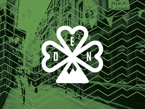 Irishfest Denver  Branding