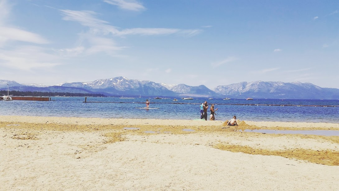 Lake Tahoe is just one example of the beauty of California (and Nevada).