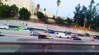 Los Angeles traffic is something I could stand to give up.