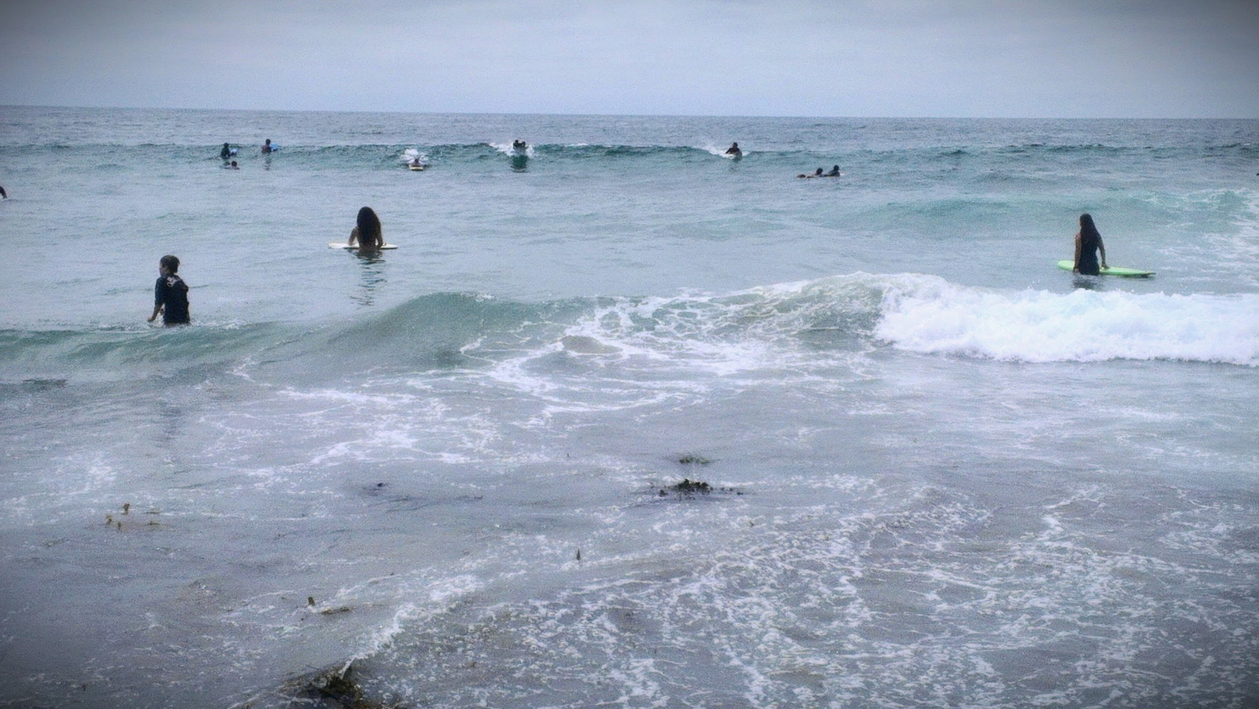Surf urges just like you'd surf waves.