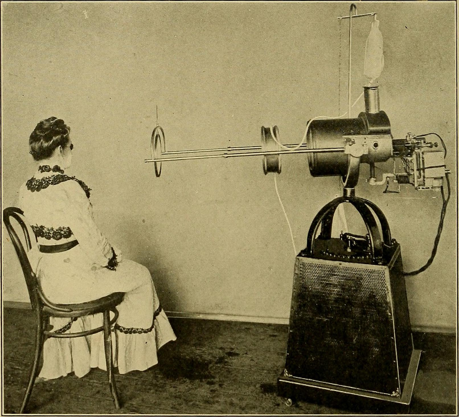 Old timey pain management?